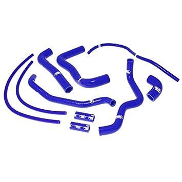 APR-4 fit Aprilia RS 250 All Years Samco Silicon Rad Hoses /& SAMCO Clips