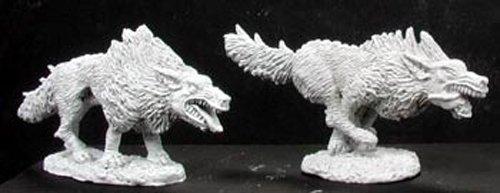 Hellhounds Miniatures (Reaper #2897)