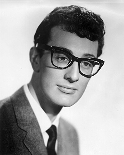 - Buddy Holly - Charles Hardin Holley 8 x 10 * 8x10 GLOSSY Photo Picture