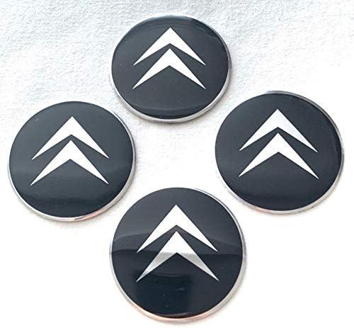 Wheel stickers Citroen  all size Centre Cap Logo Badge Wheel Trims 3d