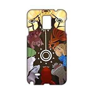 Angl 3D Case Cover Cartoon Anime Naruto Phone Case for Samsung Galaxy Note4