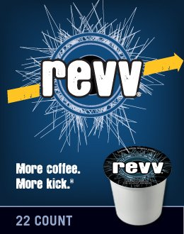 REVV K CUP COFFEE 88 COUNT