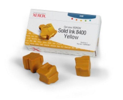 108R00607 Solid Ink Stick, 3 Ink Sticks, Yellow