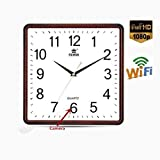 Hidden camera Wireless Wall Clock Camera P2P IP 1080P FHD WiFi Home Security Nanny Camcorder Motion Detection Video Recorder