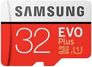 Samsung 32GB EVO+ UHS-I microSDHC Memory Card 95MB/S MB-MC32