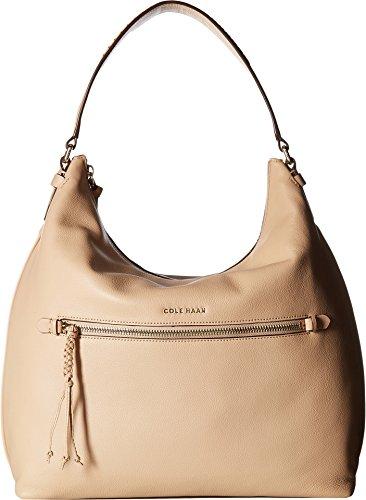 Cole Haan Women's Delilah Hobo Nude Handbag by Cole Haan