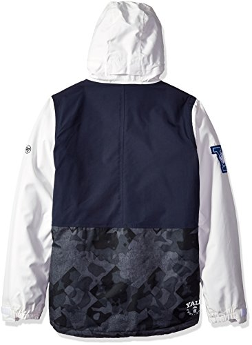 686x47 NCAA Men's Victory Insulated Small, Yale