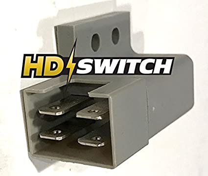 Scag 481546 - Kubota K1122-62252 - Interlock Safety Switch - HD Switch