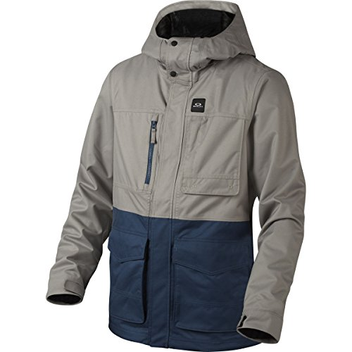(Oakley Men's Great Scott BZS Jacket, Medium, Oxide)