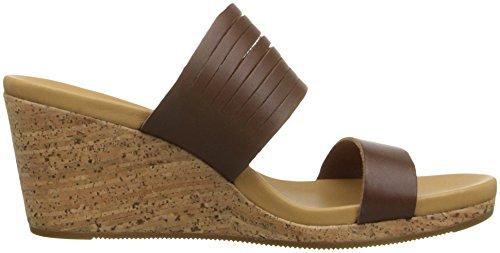Pictures of Teva Women's Arrabelle Slide Leather Sandal 7 M US 3