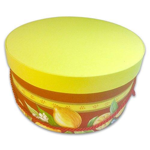 Hat Gift Box - Lemons from France