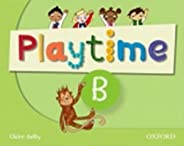 Playtime B - Class Book: Stories, DVD and play- start to learn real-life English the Playtime way!