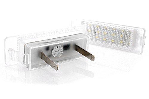 LED Kennzeichenbeleuchtung Canbus Module mit E-Zulassung V-031912