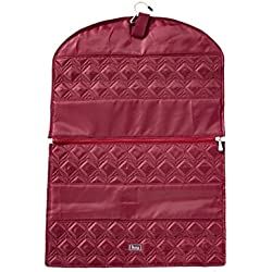 Lug Flapper Jewelry Hanger, Cranberry Red, One Size