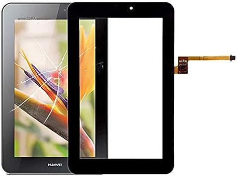 Zu Repuestos para celulares Panel táctil For Huawei Mediapad 7 Youth2 S7721U S7721 7 Pulgadas Panel táctil (Color : Black): Amazon.es: Electrónica