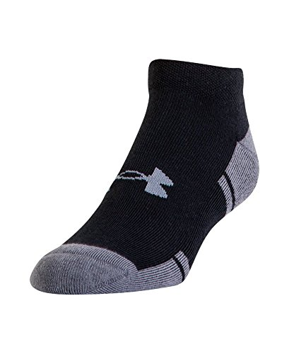 Under Armour Men's UA Resistor III Lo Cut Socks 6 Pack