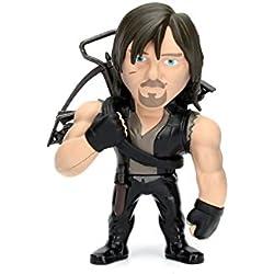 "Jada Toys Metals Walking Dead 4"" Figure - Daryl Dixon (M181) Toy Figure"