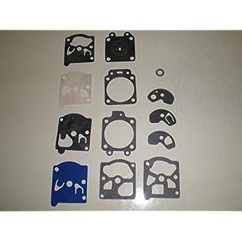 Walbro Carburetor Carb Kit D20 WAT WA WT Gasket Diaphragm Parts Overhual