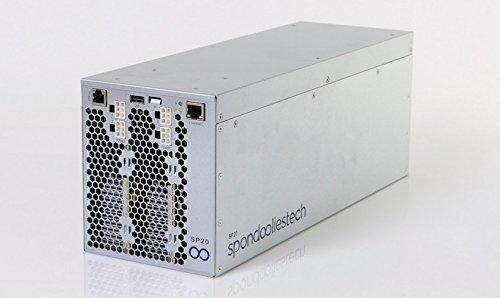 Spondoolies-Tech SP20 Jackson 1.3-1.7TH/s ASIC Bitcoin Miner