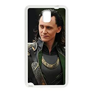 Tom Hiddleston Funny Cell Phone Case for Samsung Galaxy Note3