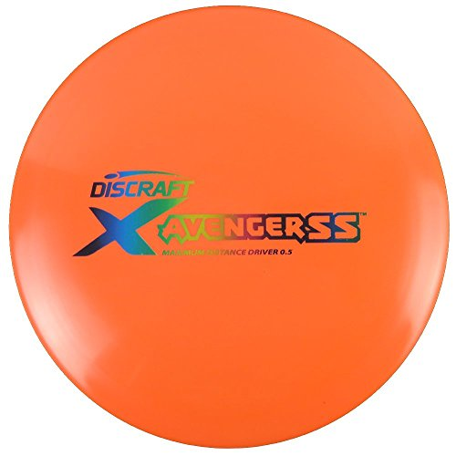 Discraft Elite X Avenger SS Distance Driver Golf Disc [Colors May Vary] - 170-172g