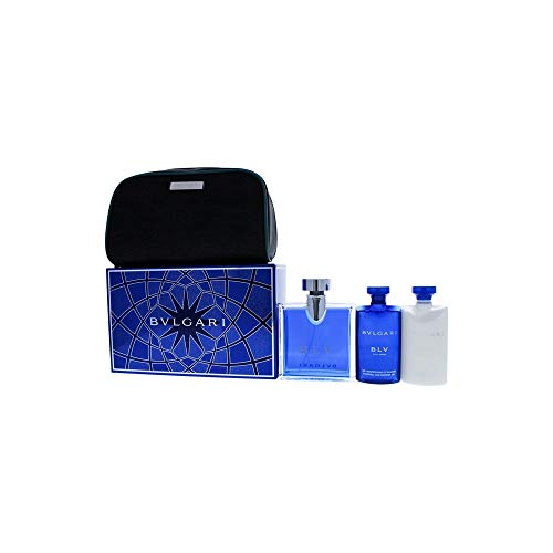 LOT BY BLV HOMME EDT 100ML + SHOWER GEL 75ML + AFTER SHAVE BALM 75ML + POUCH ()