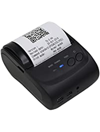Receipt Keeper Pdf Receipt Printers  Amazoncom  Office Electronics  Pointofsale  E-invoicing Software Word with Invoice Books Printed Word Edal Portable Mini Bluetooth Thermal Receipt Printer Mm Bluetooth Pocket  Mobile Phone Pos Thermal Receipt Printer Receipt Book Design