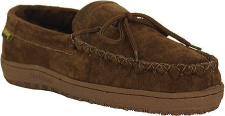 Old Friend Women's 441165 Loafer Moccasin Chocolate With Dark Brown Fleece outlet 2015 new cheap with credit card cheap sale best seller pick a best pictures DtQXBiQ