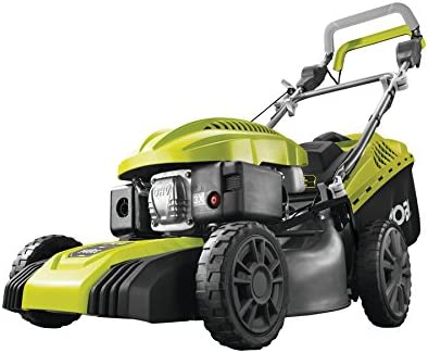 Ryobi RLM46140 RLM46140-Cortacésped (Motor OHV, 140 CC, Ancho de ...