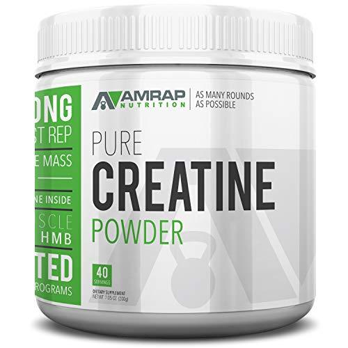 AMRAP Nutrition Creatine Powder