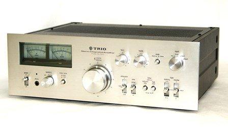 TRIO トリオ KA-7500 ステレオプリメインアンプ   B00R2AB8ZM