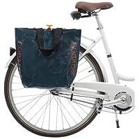 Cobags Bikezac The Cyclist bagagedragertas, uniseks, blauw, 18 liter