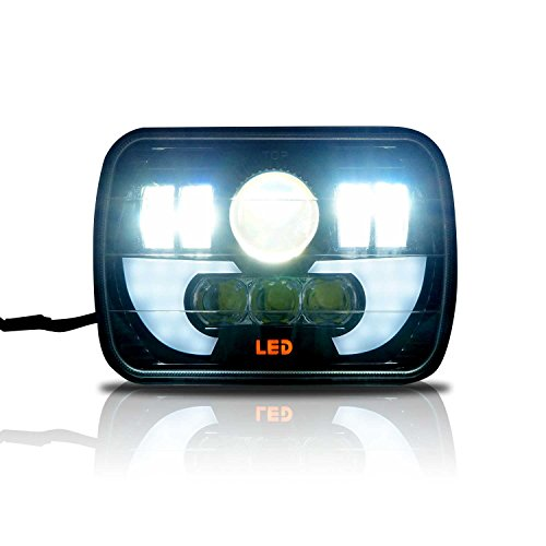7x6 headlight projector - 7