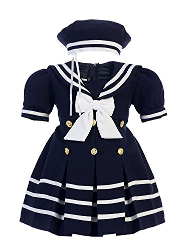 Nautical Dress Set - 9