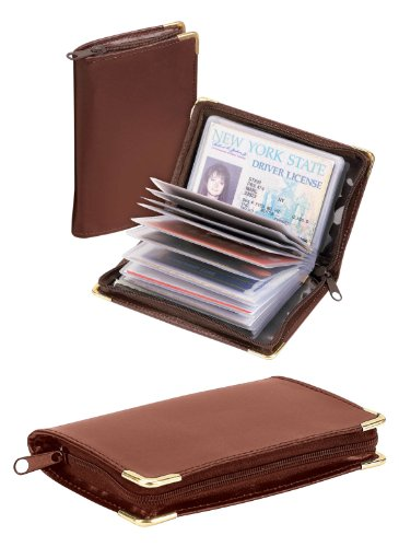 Genuine Leather Credit Card Cases
