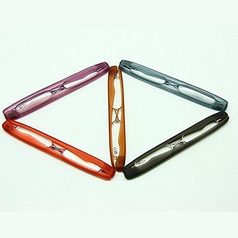 EnzoDate/3/pack/Podreader/occhiali/da/lettura/pieghevoli,/Mini/Pocket/Reader,/occhiali/presbiti