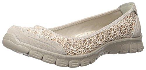Zapatillas Mujer Ez 2 Gold de Flightly Taupe Flex Deporte Skechers wvZqIg4xw