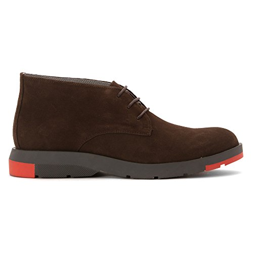 Anthony Miles Mens Decaan Oxfords Schoenen Bruin
