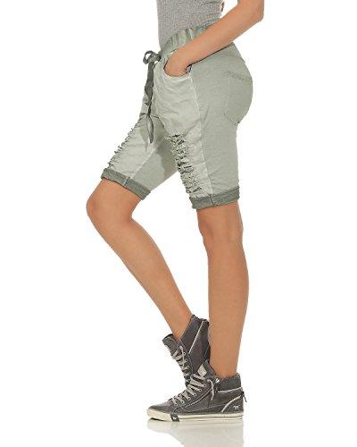 Pantalon Pantalon Lavé Sweat Occasion Léger Armée Shorts Chaud Zarmexx Zarmexx Look 0nU8z