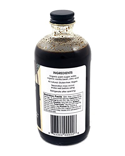 Black Pepper Rich Simple Syrup - MK Library