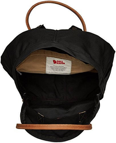Fjallraven - Kanken No. 2, Heritage and Responsibility Since 1960, Black by Fjällräven (Image #3)
