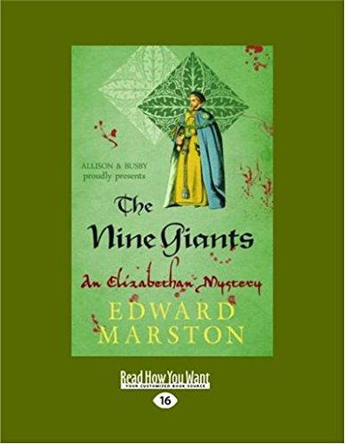 The Nine Giants: An Elizabethan Mystery ebook