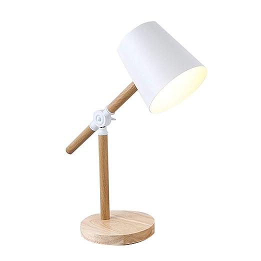 Lámparas de escritorio Minimalista lámpara de mesa de noche ...