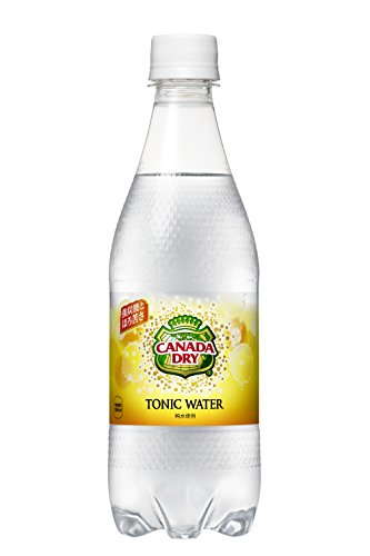 Coca-Cola Canada Dry tonic water 500ml PETX24 this by Canada Dry
