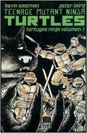 TORTUGAS NINJA -VOLUMEN 1 (Spanish Edition ...