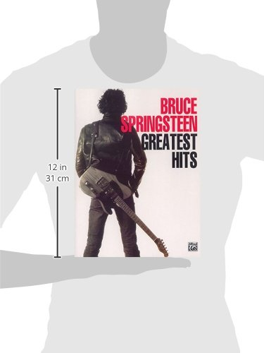 Bruce Springsteen Greatest Hits Pianovocalchords Bruce