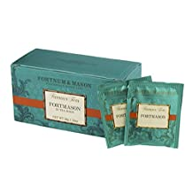 Fortnum and Mason British Tea, Fortmason Blend, 25 Count Teabags (1 Pack) - Seller Model Id Cbsfl098b - USA Stock