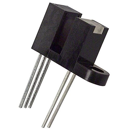 Optical Switches, Transmissive, Phototransistor Output EMMITER/SENSOR ASSY (5 pieces)