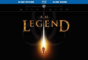 I Am Legend (Ultimate Collector's Edition) [Blu-ray]