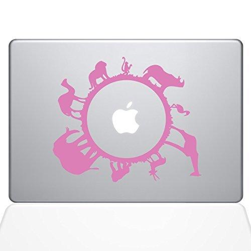 グランドセール The Decal Planet Guru 0193-MAC-13A-BG Animal Pink Planet Vinyl Sticker 13 13 Macbook Air Pink [並行輸入品] B0789JHN32, 靴のセレクトショップ Lab:96a4c3e4 --- a0267596.xsph.ru